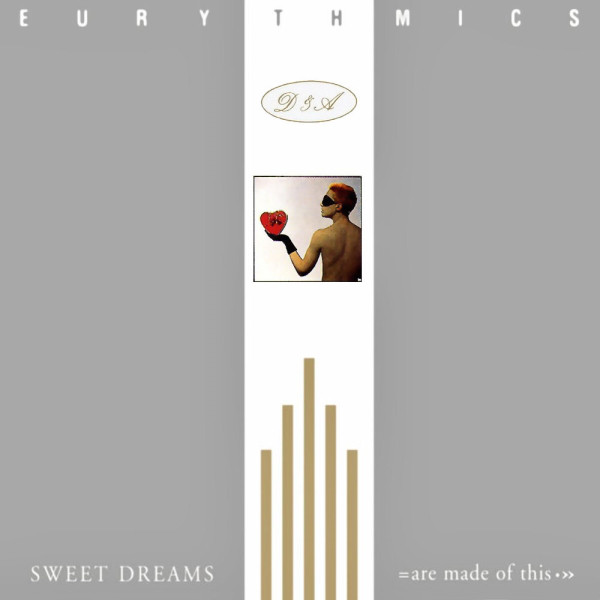 secretos sweet dreams eurythmics