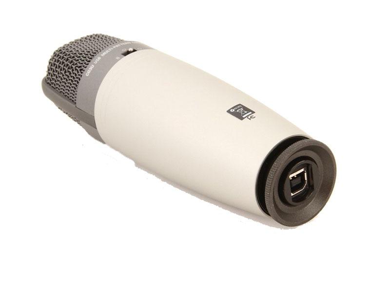 Micrófono Samson C03 sonido USB