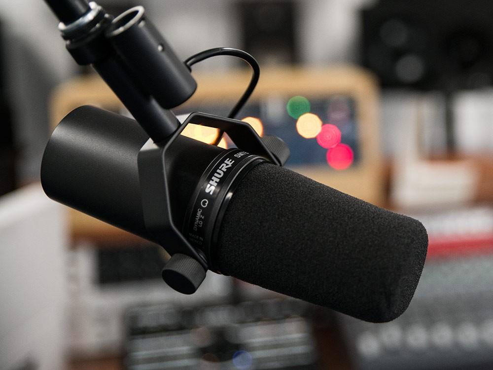 micrófono churre sm7b